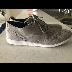 Cole Haan ZeroGrand Grey Shoes